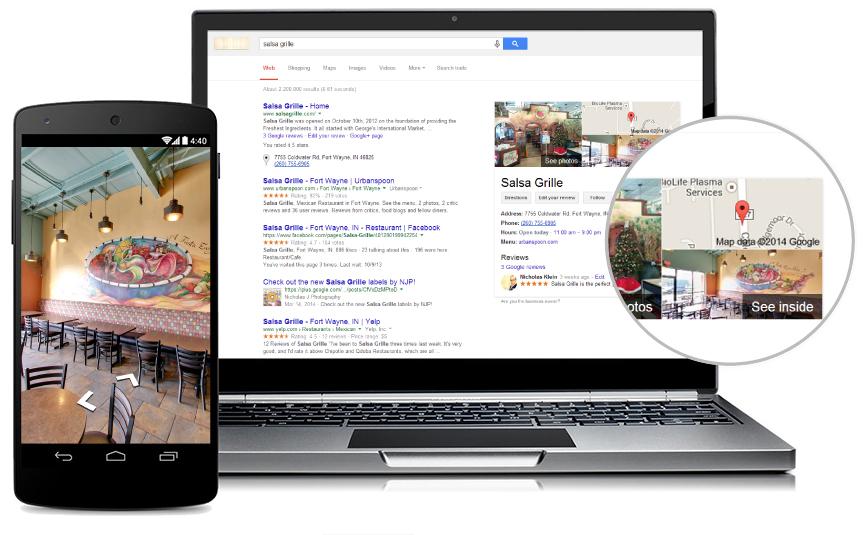 مزایای تور مجازی گوگل