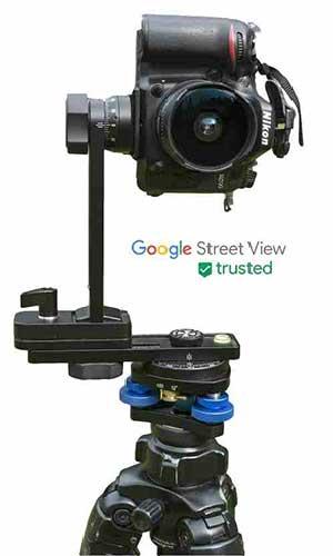 ساخت تور مجازی گوگل