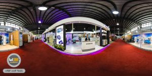 تور مجازی غرفه نمایشگاهی اروند